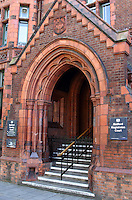 Bedford, UK - Bedford Magistrates Court -  A selection of views of the county town of Bedford, England - 15th September 2012..Photo by Keith Mayhew