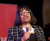London Labour Mayoral Hustings <br /> at the Camden Centre, London, Great Britain <br /> 17th June 2015 <br /> <br /> Diane Abbott <br /> <br /> <br /> Photograph by Elliott Franks <br /> Image licensed to Elliott Franks Photography Services