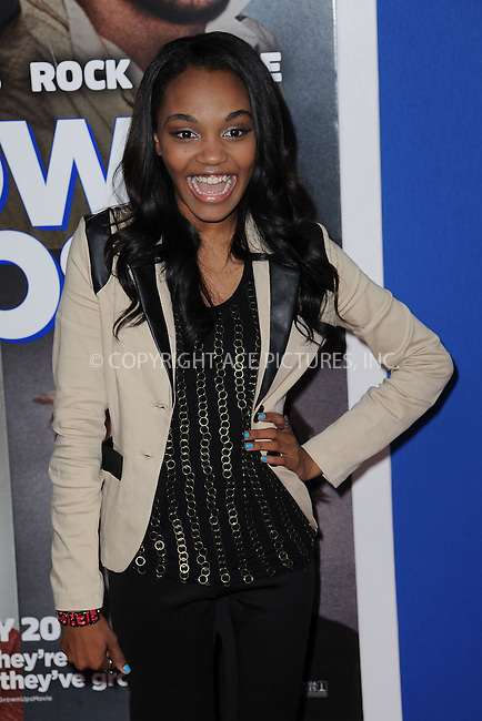 WWW.ACEPIXS.COM<br /> July 10, 2013...New York City <br /> <br /> China Anne McClain attending the Columbia Pictures New York Screening of &quot;Grown Ups 2&quot;  at AMC Loews Lincoln Square on July 10, 2013 in New York City.<br /> <br /> Please byline: Kristin Callahan... ACE<br /> Ace Pictures, Inc: ..tel: (212) 243 8787 or (646) 769 0430..e-mail: info@acepixs.com..web: http://www.acepixs.com