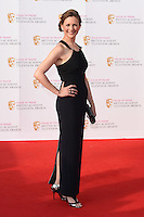 Katie Derham<br /> at the 2016 BAFTA TV Awards, Royal Festival Hall, London<br /> <br /> <br /> &copy;Ash Knotek  D3115 8/05/2016