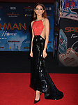 """Zendaya Coleman 023 arrives for the premiere of Sony Pictures' """"Spider-Man Far From Home"""" held at TCL Chinese Theatre on June 26, 2019 in Hollywood, California"""