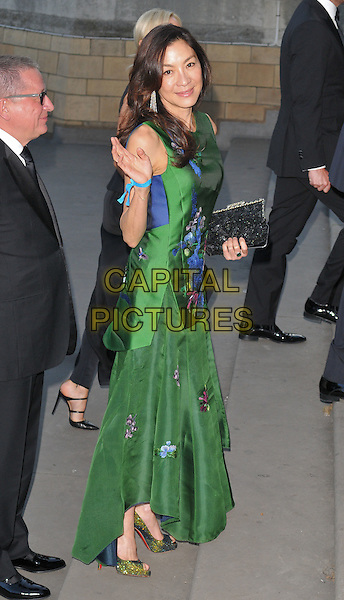 LONDON, ENGLAND - JUNE 27: Michelle Yeoh attends the Walkabout Foundation's Inaugural Gala, Natural History Museum, Cromwell Rd., on Saturday June 27, 2015 in London, England, UK. <br /> CAP/CAN<br /> &copy;Can Nguyen/Capital Pictures