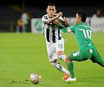 En duelo aplazado de la fecha 9, Equidad venció 2 - 0  a Atlético Nacional en el estadio metropolitano de Techo de Bogotá