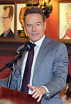 Bryan Cranston during The 69th Annual Outer Critics Circle Awards Dinner at Sardi's on May 23, 2019 in New York City.