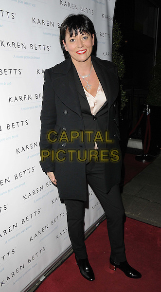LONDON, UNITED KINGDOM - NOVEMBER 25: Caroline Monk attends the Gift of Confidence party hosted by make up artist Karen Betts at Vanilla on November 25, 2013 in London, England. <br /> CAP/CAN<br /> &copy;Can Nguyen/Capital Pictures