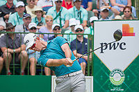 Brandon Stone (RSA) on the first tee during the first round at the Nedbank Golf Challenge hosted by Gary Player,  Gary Player country Club, Sun City, Rustenburg, South Africa. 08/11/2018 <br /> Picture: Golffile | Tyrone Winfield<br /> <br /> <br /> All photo usage must carry mandatory copyright credit (&copy; Golffile | Tyrone Winfield)