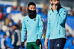 Wu Lei of RCD Espanyol during La Liga match between CD Leganes and RCD Espanyol at Butarque Stadium in Leganes, Spain. December 22, 2019. (ALTERPHOTOS/A. Perez Meca)