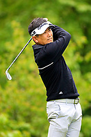Y.E.Yang (KOR) during the third round of the Lyoness Open powered by Organic+ played at Diamond Country Club, Atzenbrugg, Austria. 8-11 June 2017.<br /> 10/06/2017.<br /> Picture: Golffile | Phil Inglis<br /> <br /> <br /> All photo usage must carry mandatory copyright credit (&copy; Golffile | Phil Inglis)