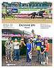 Exclusive Ute winning at Delaware Park on 7/13/15