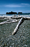 WA: Washington State; Olympic National Park, Rialto Beach    .Photo Copyright: Lee Foster, lee@fostertravel.com, www.fostertravel.com, (510) 549-2202.Image: waolym205