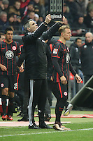 Sonny Kittel (Eintracht) wird eingewechselt - Eintracht Frankfurt vs. FC Schalke 04, Commerzbank Arena