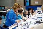 Helen Kiely, pictured at the Limerick count centre at the University of Limerick.<br /> Pic: Marie McCallan/Press 22