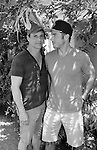 Christian LeBlanc & Ryan Carnes - GH -  Actors from Y&R, General Hospital and Days donated their time to Southwest Florida 16th Annual SOAPFEST at painting party in Marco Island, Florida on May 24, 2015 - a celebrity weekend May 22 thru May 25, 2015 benefitting the Arts for Kids and children with special needs and ITC - Island Theatre Co.  (Photos by Sue Coflin/Max Photos)