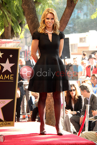 Cheryl Hines<br /> at the Cheryl Hines Star on the Hollywood Walk of Fame, Hollywood, CA 01-29-14<br /> David Edwards/DailyCeleb.Com 818-249-4998