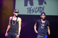 MIAMI, FL - AUGUST 31: TK N Ca$h performs during Scream Tour with the Next Generation Pt. 2 at James L Knight Center on August 31, 2012 in Miami, Florida. (photo by: MPI10/MediaPunch Inc.) /NortePhoto.com<br /> <br /> **CREDITO*OBLIGATORIO**<br /> *No*Venta*A*Terceros*<br /> *No*Sale*So*third*<br /> *** No Se Permite Hacer Archivo**