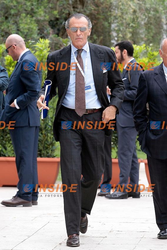 Ferdinando Brachetti Peretti.Roma 23/05/2013 Assemblea Annuale di Confindustria 2013..Annual Assembly of Confindustria..Photo Samantha Zucchi Insidefoto