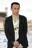 """Yongzhong Chen at the """"Long Day's Journey Into Night (Di Qui Zui Hou De Ye Wan)"""" photocall during the 71st Cannes Film Festival at the Palais des Festivals on May 16, 2018 in Cannes, France. Credit: John Rasimus / Media Punch ***FRANCE, SWEDEN, NORWAY, DENARK, FINLAND, USA, CZECH REPUBLIC, SOUTH AMERICA ONLY***"""