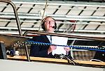 ***BETALBILD***  <br /> Stockholm 2015-09-19 Ishockey SHL Djurg&aring;rdens IF - Skellefte&aring; AIK :  <br /> Cmore kommentator Mats Larsson under matchen mellan Djurg&aring;rdens IF och Skellefte&aring; AIK <br /> (Foto: Kenta J&ouml;nsson) Nyckelord:  Ishockey Hockey SHL Hovet Johanneshovs Isstadion Djurg&aring;rden DIF Skellefte&aring; SAIK TV TV-k&auml;ndis k&auml;ndis portr&auml;tt portrait