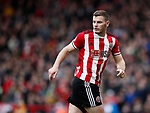 Jack O'Connell of Sheffield Utd during the Premier League match at Bramall Lane, Sheffield. Picture date: 7th March 2020. Picture credit should read: Simon Bellis/Sportimage