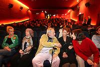 20110923 - Utrecht - Foto: Ramon Mangold - NFF 2011 - Nederlands Filmfestival - .DVD uitreiking Børge Ring (M) in bioscoop Rembrandt.