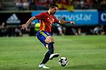 Cesar Azpilicueta of Spain during the friendly match between Spain and Colombia at Nueva Condomina Stadium in Murcia, jun 07, 2017. Spain. (ALTERPHOTOS/Rodrigo Jimenez)