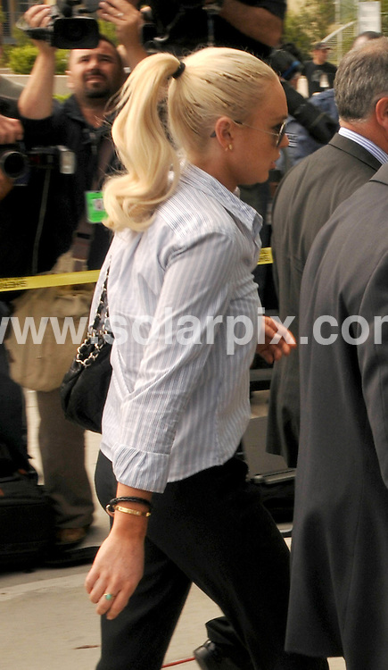 **ALL ROUND PICTURES FROM SOLARPIX.COM**                                             **SYNDICATION RIGHTS FOR UK, AUSTRALIA, DENMARK, PORTUGAL, S. AFRICA, SPAIN & DUBAI (U.A.E) & ASIA (EXCLUDING JAPAN) ONLY**                                                                                  Caption:  Lindsay Lohan Probation Hearing at the Airport Branch Courthouse in Los Angeles on June 23, 2011 - Los Angeles, CA, USA                                                                         This pic:  Lindsay Lohan                                                                                            JOB REF: 13613       PHZ       DATE: 24.06.2011                                                           **MUST CREDIT SOLARPIX.COM OR DOUBLE FEE WILL BE CHARGED**                                                                      **MUST AGREE FEE BEFORE ONLINE USAGE**                               **CALL US ON: +34 952 811 768 or LOW RATE FROM UK 0844 617 7637**