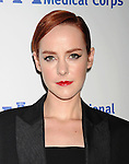 BEVERLY HILLS, CA- OCTOBER 23:  Actress Jena Malone arrives at the International Medical Corps' Annual Awards dinner ceremony at the Beverly Wilshire Four Seasons Hotel on October 23, 2014 in Beverly Hills, California.