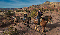Ghost Ranch riders, '18 0208