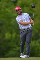 David Lingmerth (SWE) watches his tee shot on 4 during round 4 of the AT&T Byron Nelson, Trinity Forest Golf Club, Dallas, Texas, USA. 5/12/2019.<br /> Picture: Golffile   Ken Murray<br /> <br /> <br /> All photo usage must carry mandatory copyright credit (© Golffile   Ken Murray)