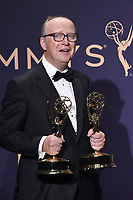 LOS ANGELES - SEP 22:  Harry Bradbeer at the Emmy Awards 2019: PRESS ROOM at the Microsoft Theater on September 22, 2019 in Los Angeles, CA