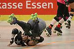 RuhrPott Roller Girls - RGA A The Wreckoning Kaiserslautern 29.09.2018
