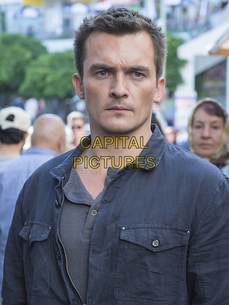 Homeland (2011-)<br /> (Season 5)<br /> Rupert Friend as Peter Quinn <br /> *Filmstill - Editorial Use Only*<br /> CAP/FB<br /> Image supplied by Capital Pictures