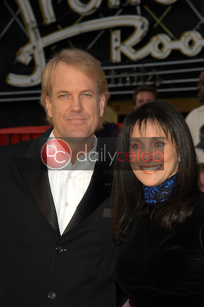 John Tesh and Connie Sellica