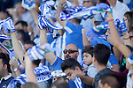CD Leganes' supporters during La Liga match. September 25,2016. (ALTERPHOTOS/Acero)