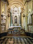 Lateral chapels, Basilica di Sant'Apollinare Nuevo, Ravenna, Italy