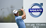 SUZHOU, CHINA - APRIL 16:  Danny Willett of England tees off on the 8th hole during the Round Two of the Volvo China Open on April 16, 2010 in Suzhou, China. Photo by Victor Fraile / The Power of Sport Images