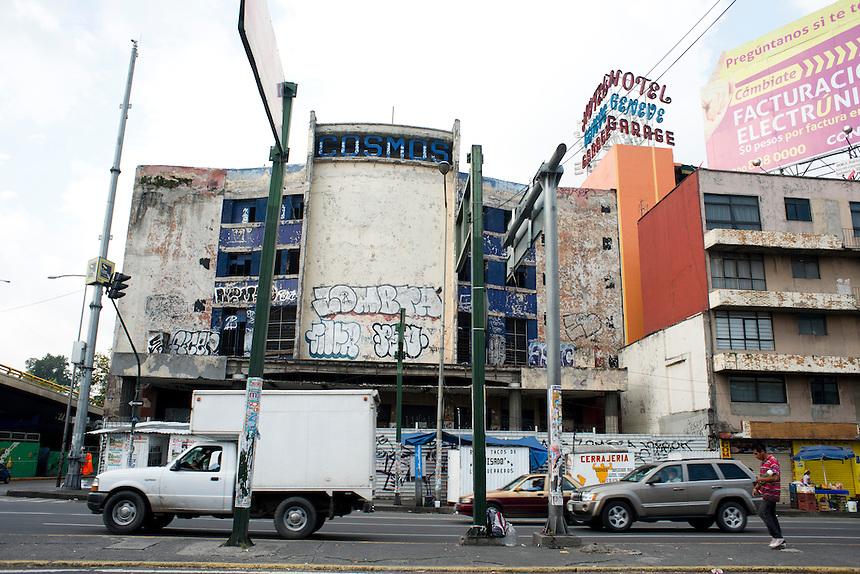 Avenida Mexico Tacuba, Mexico DF