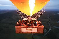 20130722 July 22 Hot Air Balloon Gold Coast