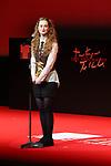 Jette Sondergaardn, November 05, 2019 - The 32nd Tokyo International Film Festival, award ceremony, in Tokyo, Japan on November 05, 2019. (Photo by 2019 TIFF/AFLO)