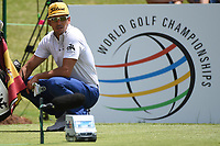 Rafa Cabrera Bello (ESP) on the 1st tee during the 2nd round at the WGC Fedex St Jude Invitational, TPC Southwinds, Memphis, Tennessee, USA. 26/07/2019.<br /> Picture Ken Murray / Golffile.ie<br /> <br /> All photo usage must carry mandatory copyright credit (© Golffile | Ken Murray)