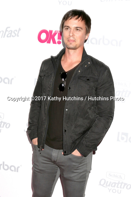 LOS ANGELES - MAY 17:  Darin Brooks at the OK! Magazine Summer Kick-Off Party at the W Hollywood Hotel on May 17, 2017 in Los Angeles, CA
