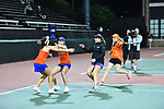 ATHENS, GA - MAY 23: The University of Florida celebrates their victory during the Division I Women's Tennis Championship held at the Dan Magill Tennis Complex on the University of Georgia campus on May 23, 2017 in Athens, Georgia. (Photo by Steve Nowland/NCAA Photos via Getty Images)
