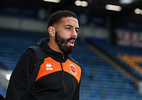 Blackpool's Liam Feeney<br /> <br /> Photographer Andrew Kearns/CameraSport<br /> <br /> The EFL Sky Bet League One - Portsmouth v Blackpool - Saturday 12th January 2019 - Fratton Park - Portsmouth<br /> <br /> World Copyright © 2019 CameraSport. All rights reserved. 43 Linden Ave. Countesthorpe. Leicester. England. LE8 5PG - Tel: +44 (0) 116 277 4147 - admin@camerasport.com - www.camerasport.com