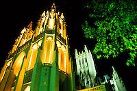 Washington National Cathedral in Washington DC, USA