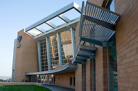 Entrance to Science Museum. St Paul Minnesota USA