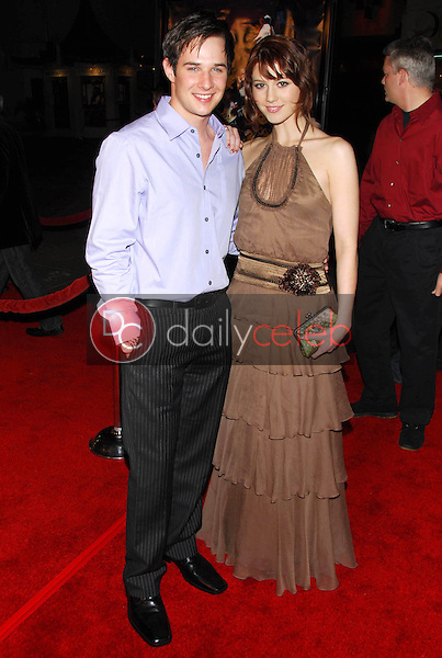 Ryan Merriman and Mary Elizabeth Winstead<br />