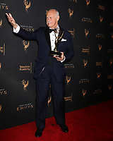 LOS ANGELES - SEP 9:  Gerald McRaney at the 2017 Creative Emmy Awards at the Microsoft Theater on September 9, 2017 in Los Angeles, CA