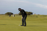 Cormac Shavin (Ardglass) on the 11th during Round 3 of The Irish Amateur Open Championship in The Royal Dublin Golf Club on Saturday 10th May 2014.<br /> Picture:  Thos Caffrey / www.golffile.ie