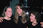 Brooke and Lila Shields with mom Teri Shields in New York City. 1984