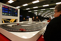 Visitors at theMontreal's AUTO SHOW 2007 <br />